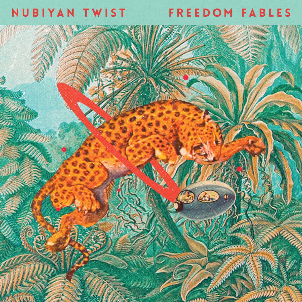 Nubiyan Twist feat. Ria Moran - Morning Light