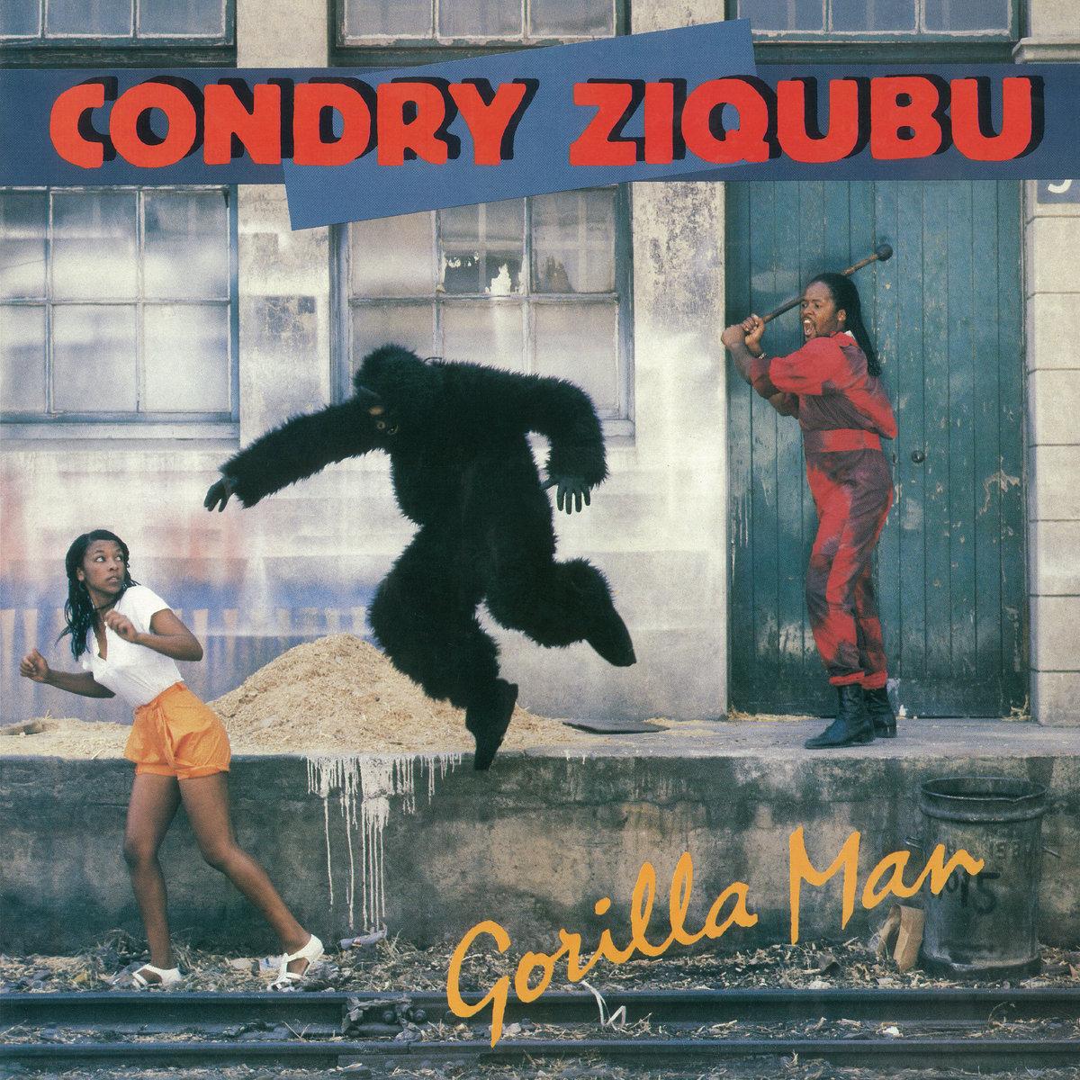 Condry Ziqubu Gorilla Man