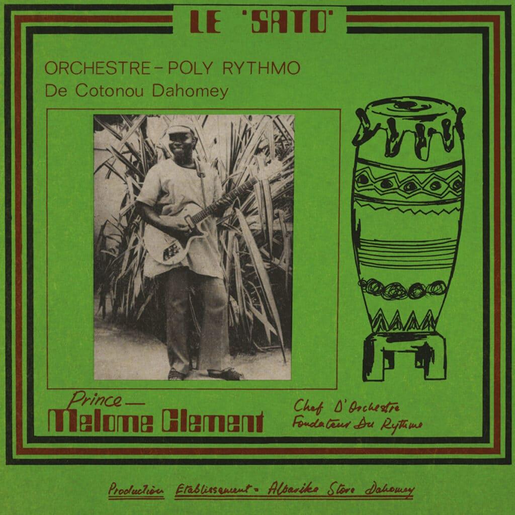 Orchestre Poly-Rythmo De Cotonou Dahomey My Love