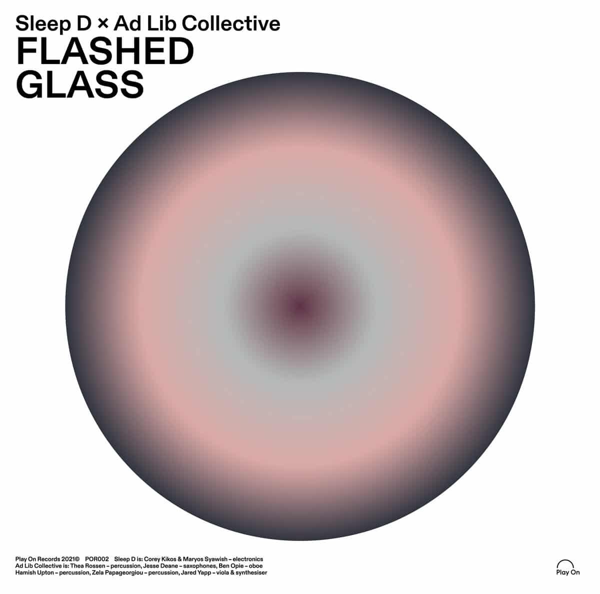 sleep d adlib collective flashed glass