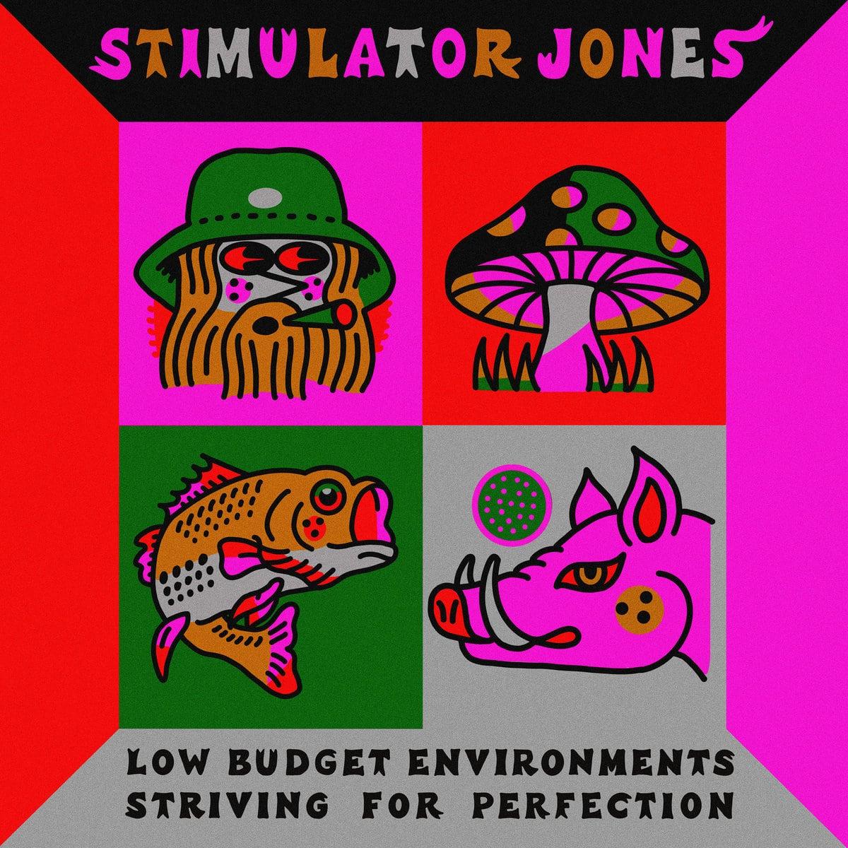 Stimulator Jones Low Budget Environments